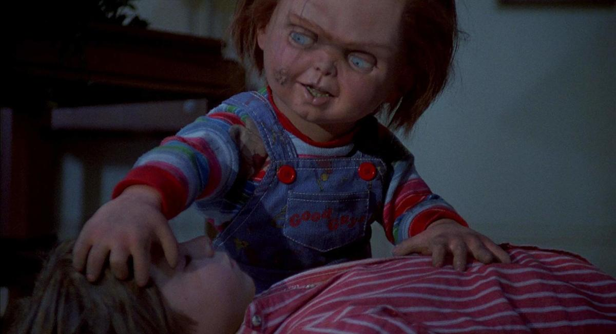 Chucky is a chakra kind of doll