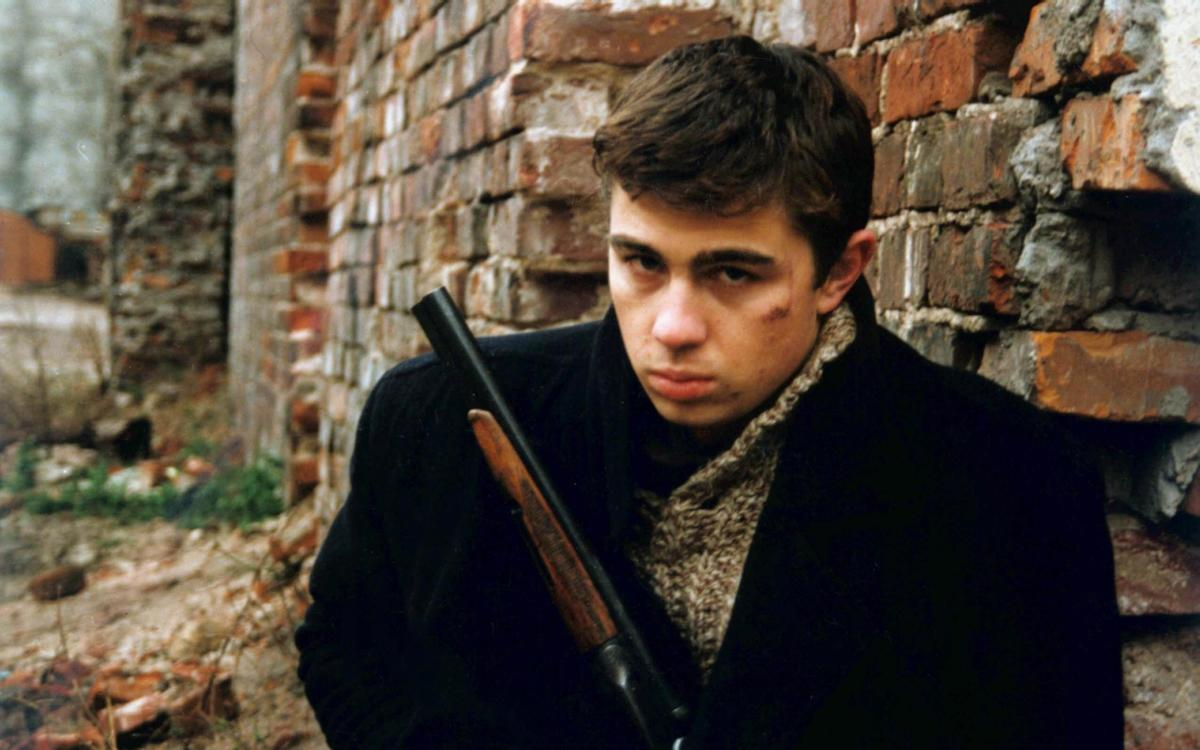"Danila Bagrov from ""Brother"" (1997)"