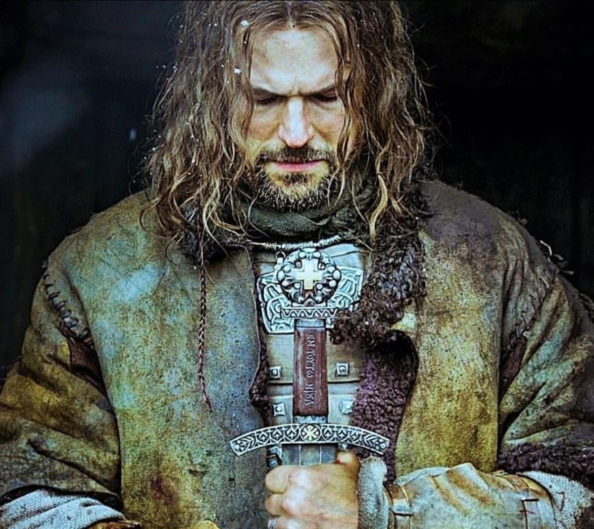 """""""Viking"""" (2016) poster"""