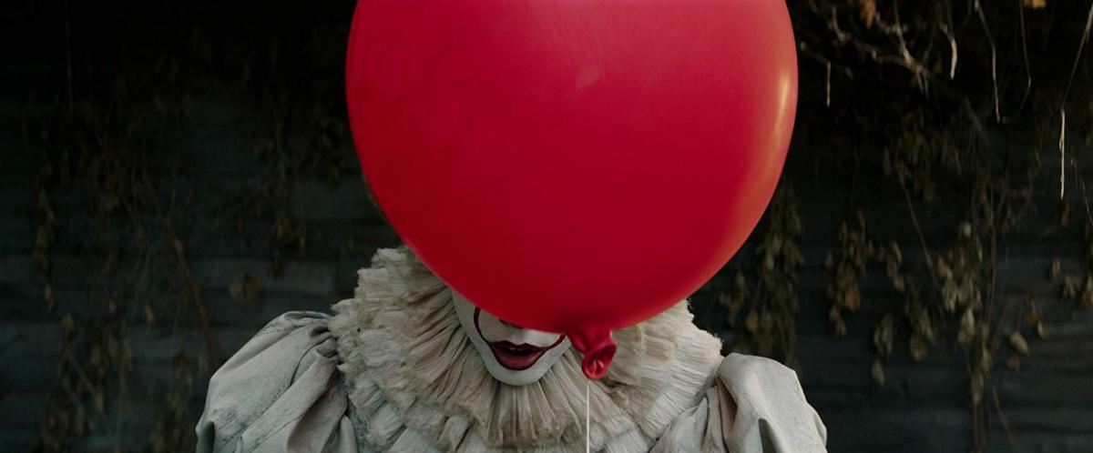My little red balloon.