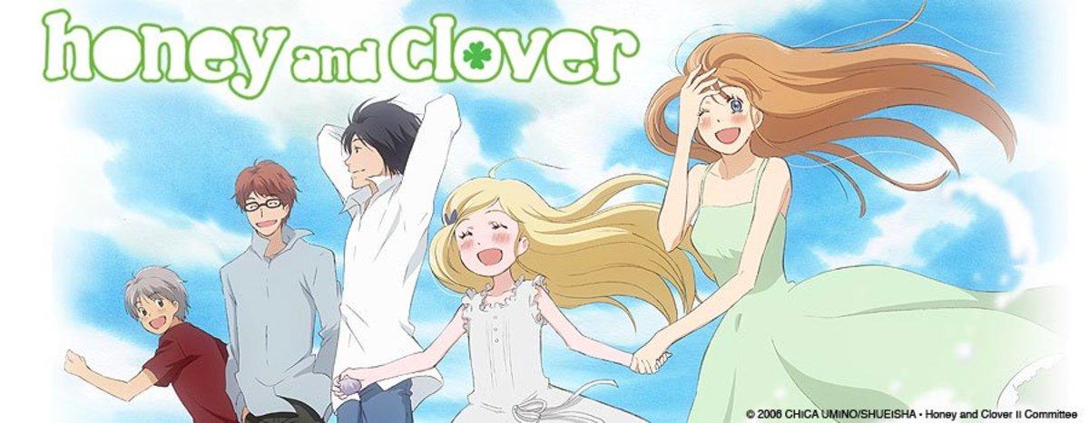 Hachimitsu to Clover (Honey and Clover)