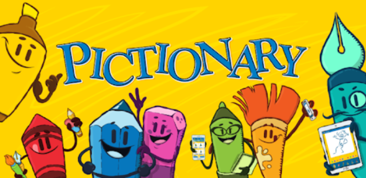 Lists of Pictionary Words