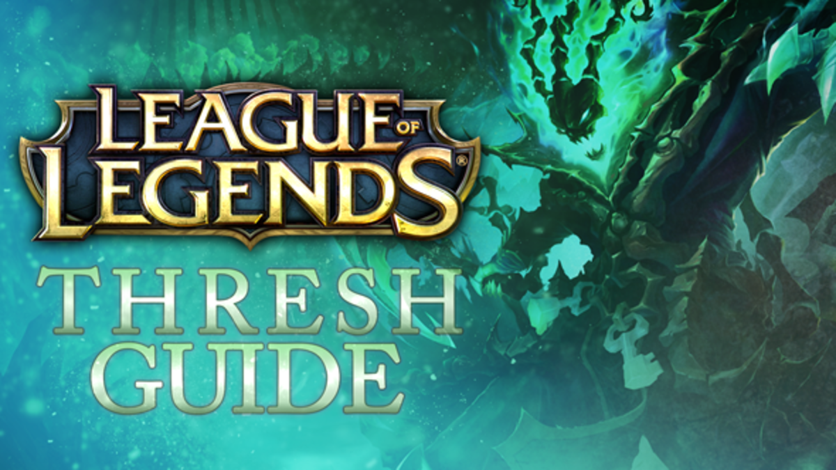 League of Legends: How to Play as Thresh