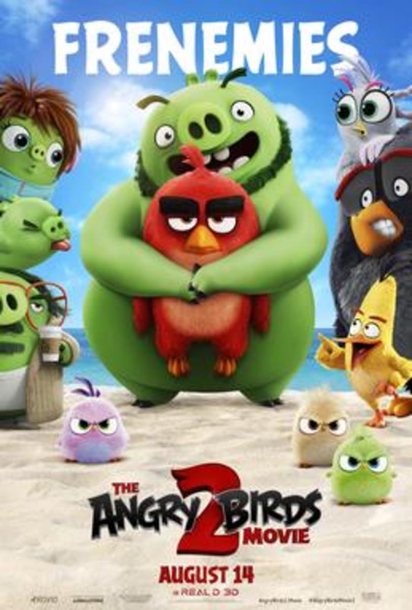 Angry Birds 2 & Hair Love