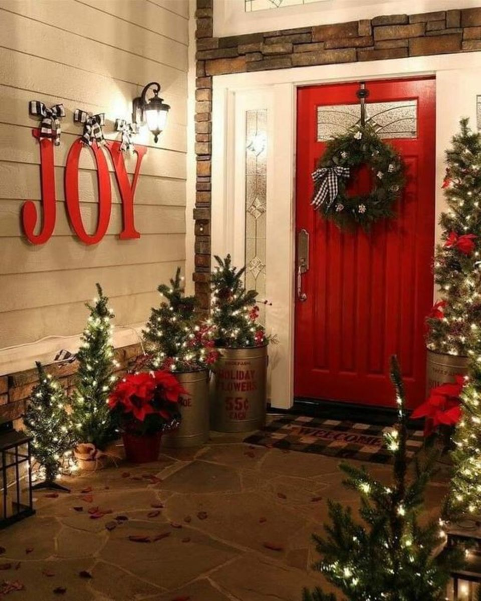 Outdoor Christmas Decorations For Yard Hubpages