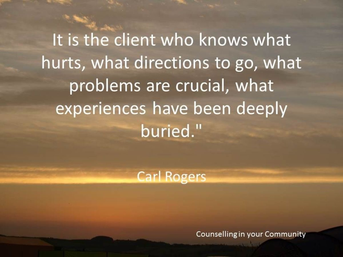 Carl Rogers Humanistic Theory