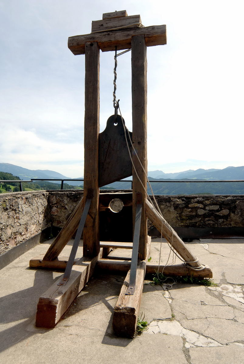 The Last People Executed by Guillotine