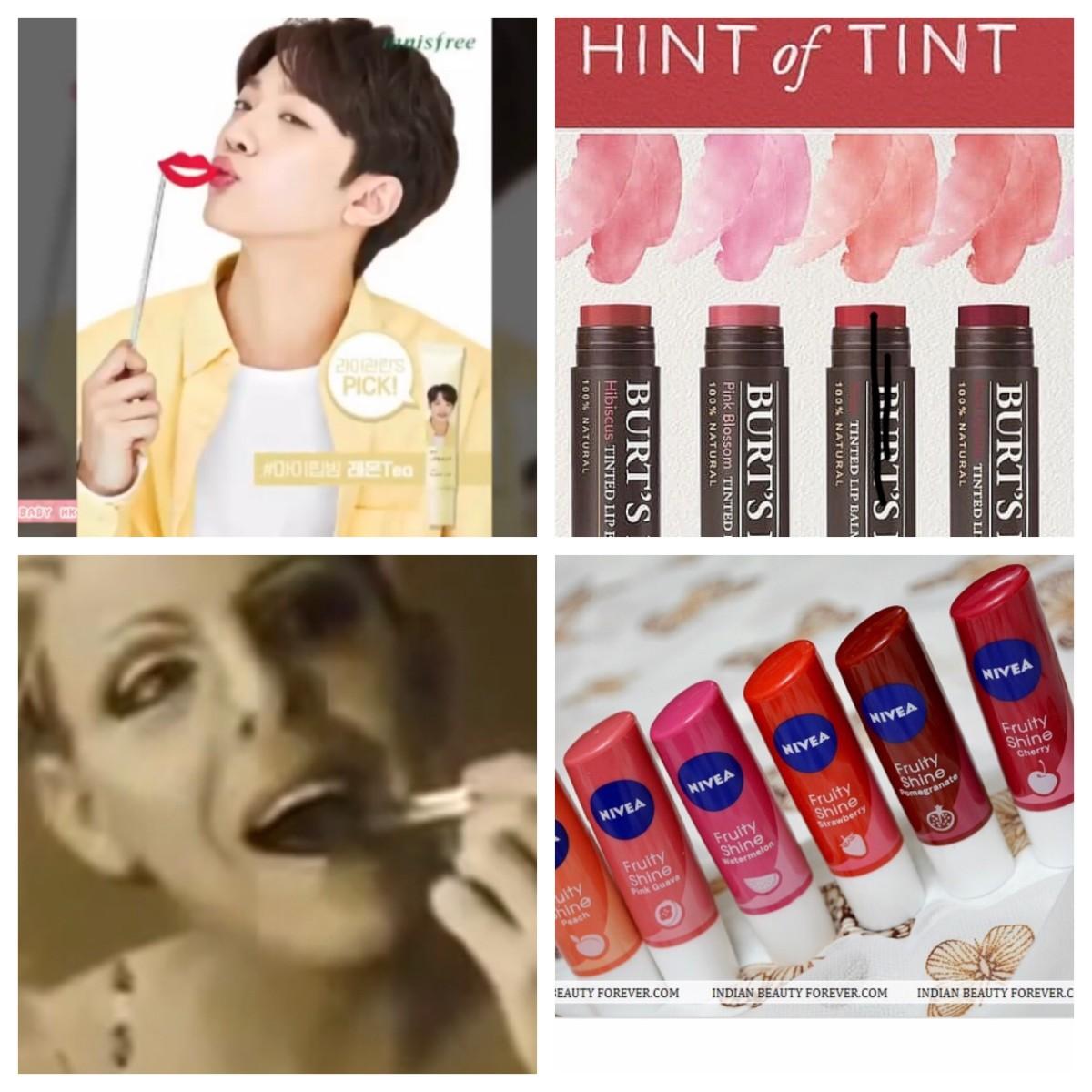 Lipstick for men?
