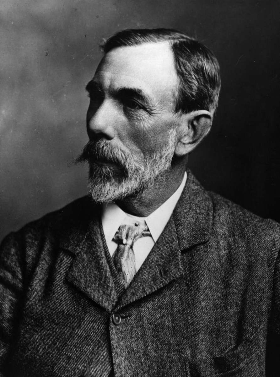 Google is celebrating chemist's Sir William Ramsay