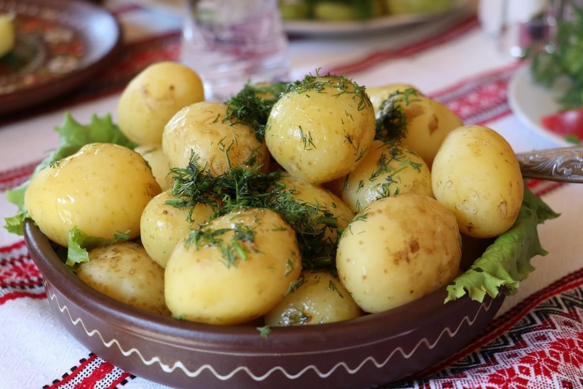 The Potato Alphabet: 26+ Reasons to Respect the Humble Potato