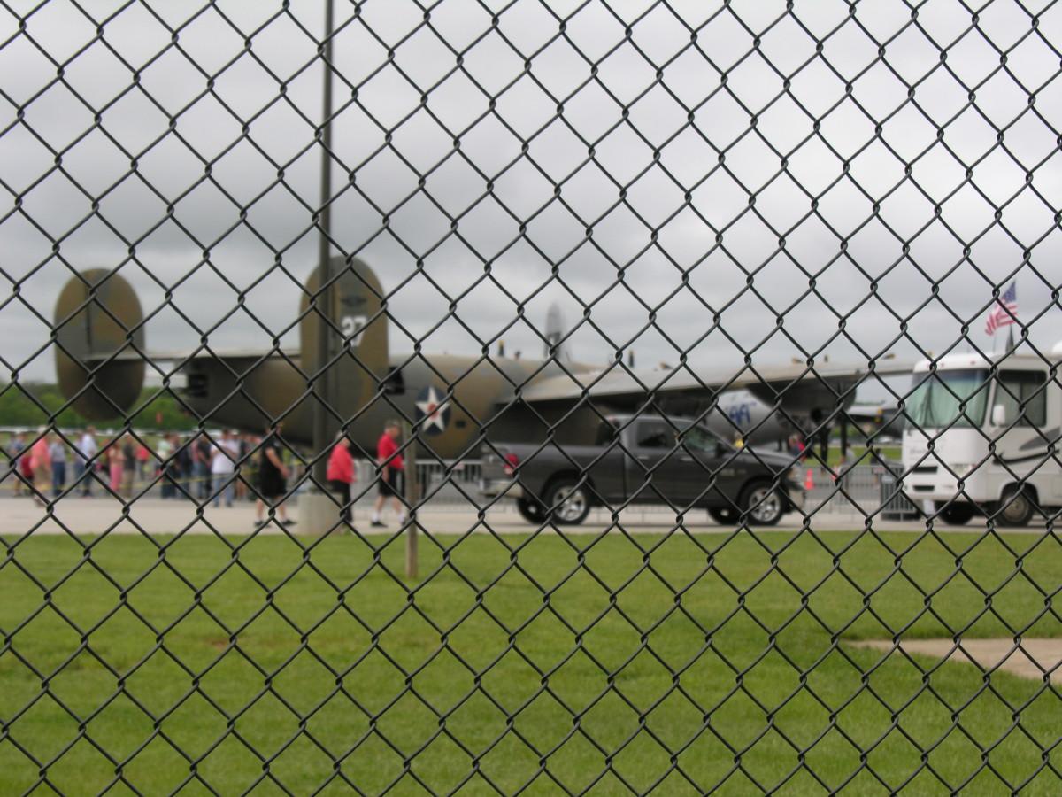 B-24 Liberator - Manassas Airport