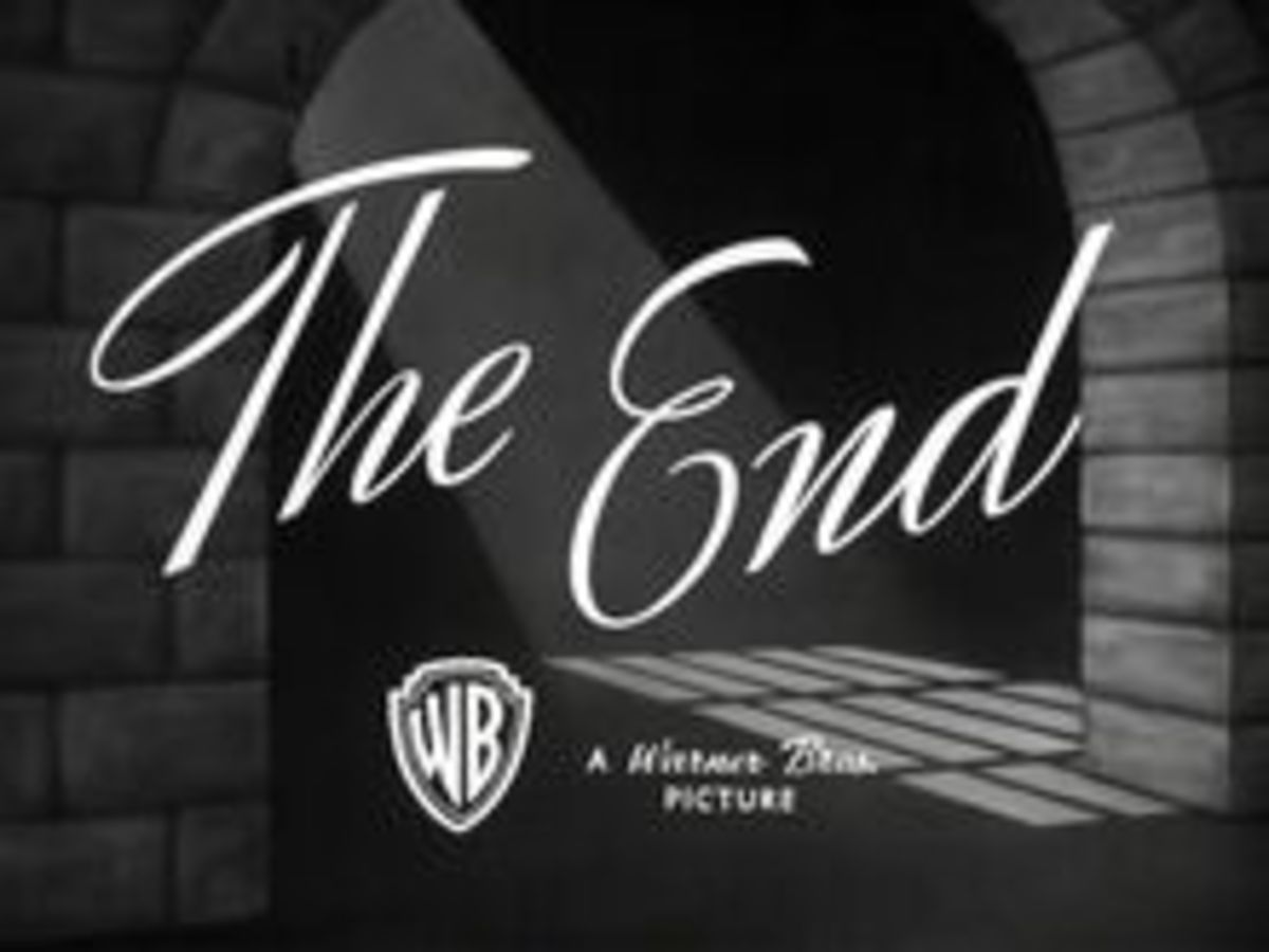 This film is filled with refrences to WB logos & graphics!