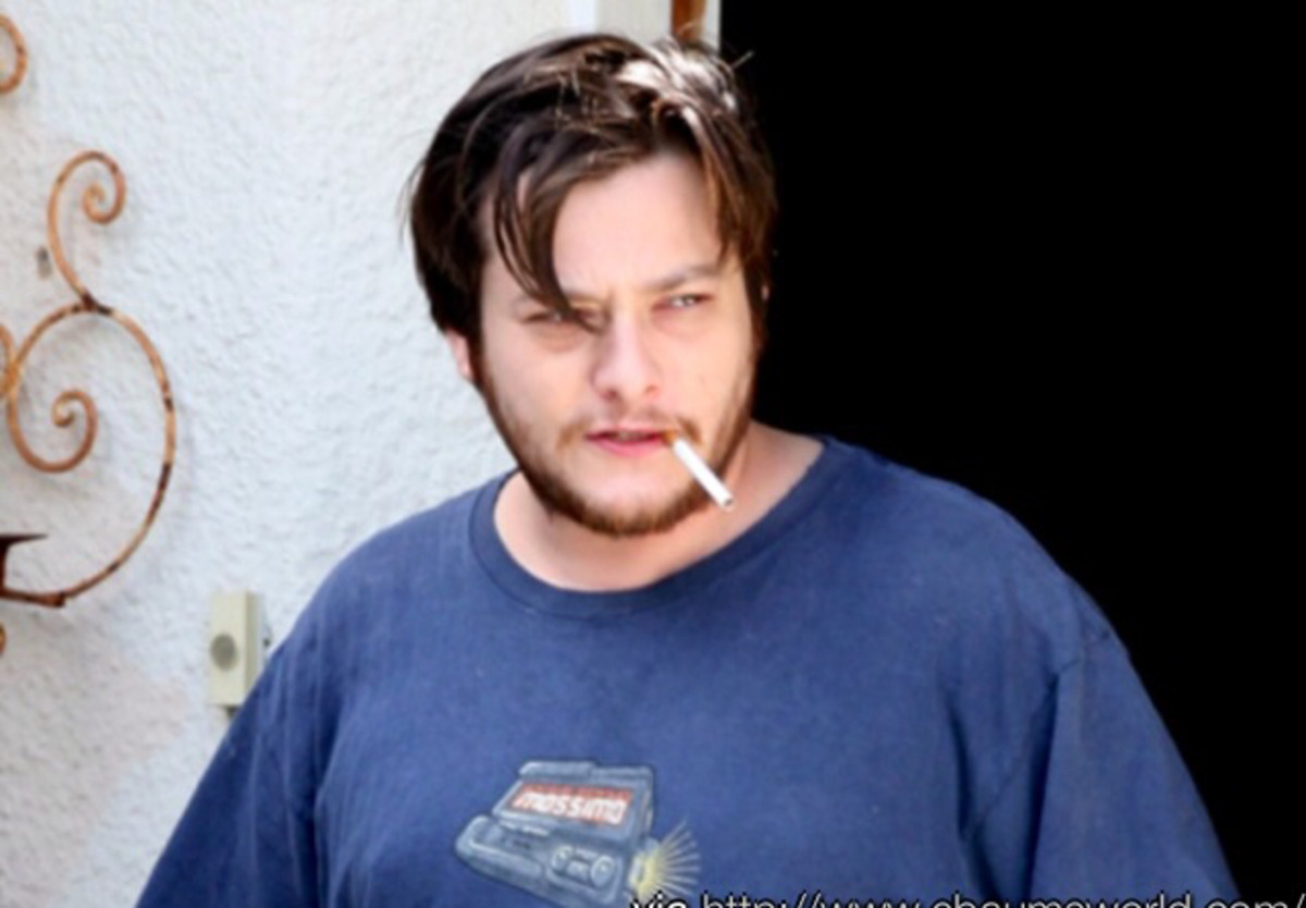 Smoking kills, Eddie. Sometimes far too slowly.