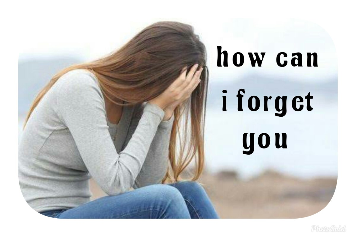 Poem : How Can I Forget You
