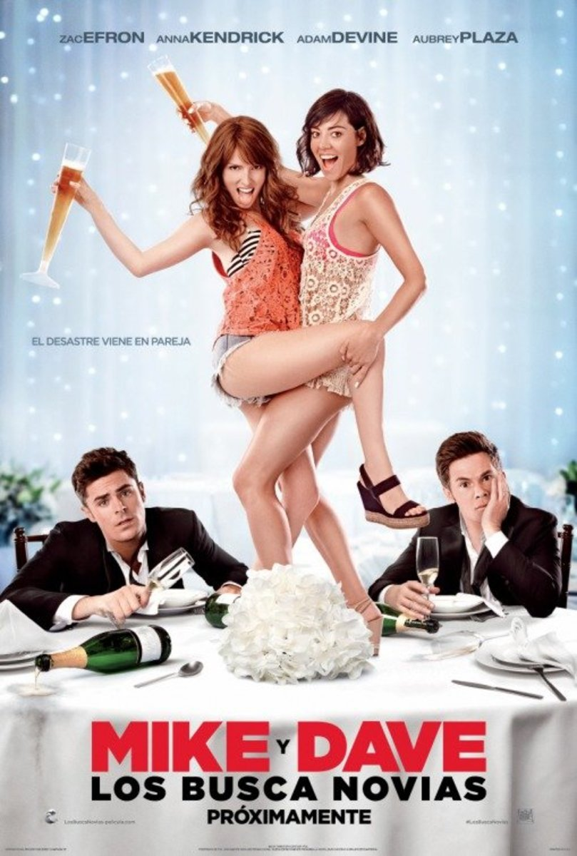 Mike and Dave Need Wedding Dates (2016) Movie Review