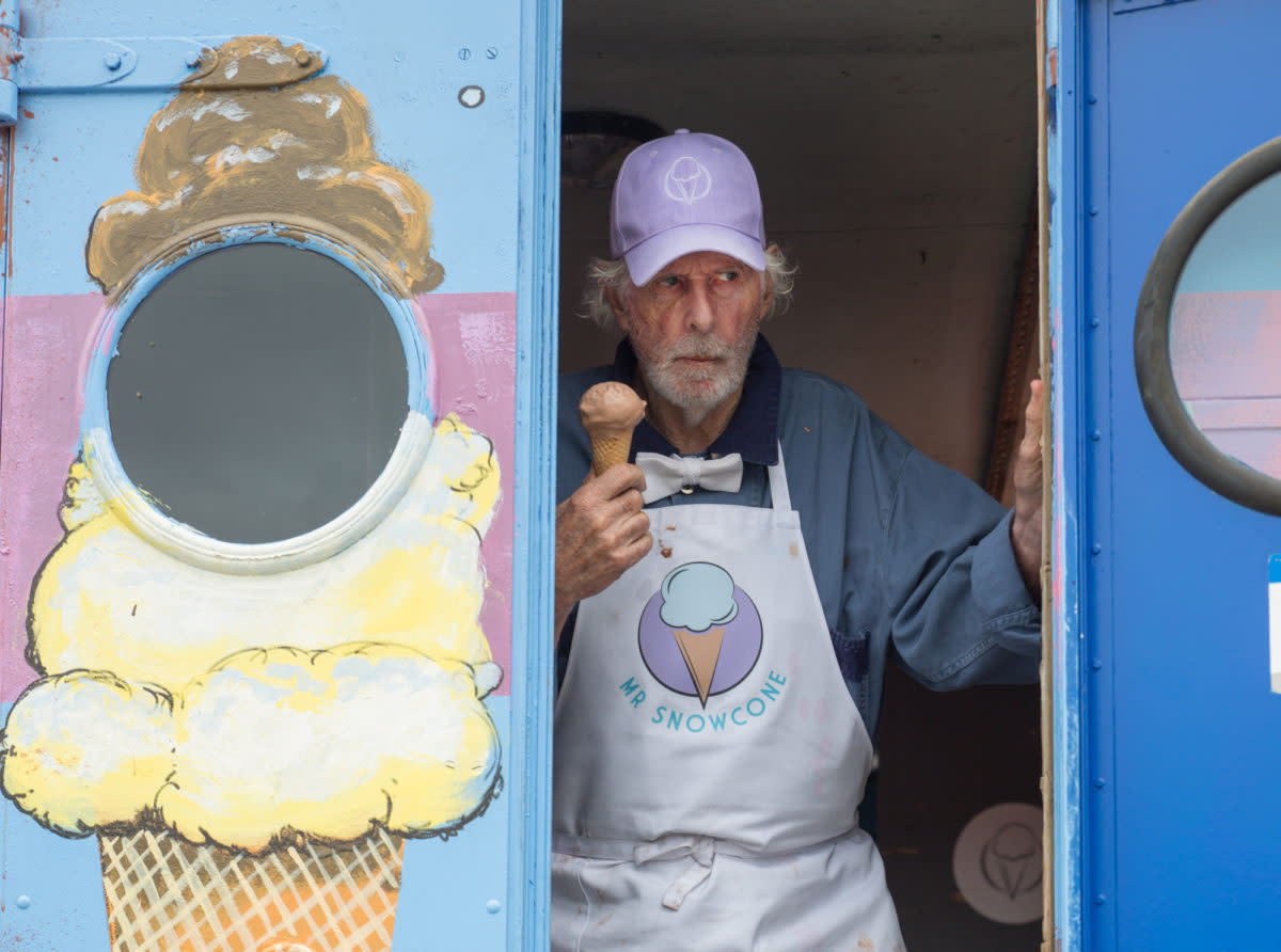 You can trust the ice cream man.