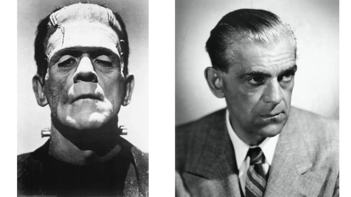 Boris Karloff Frankenstein's Monster