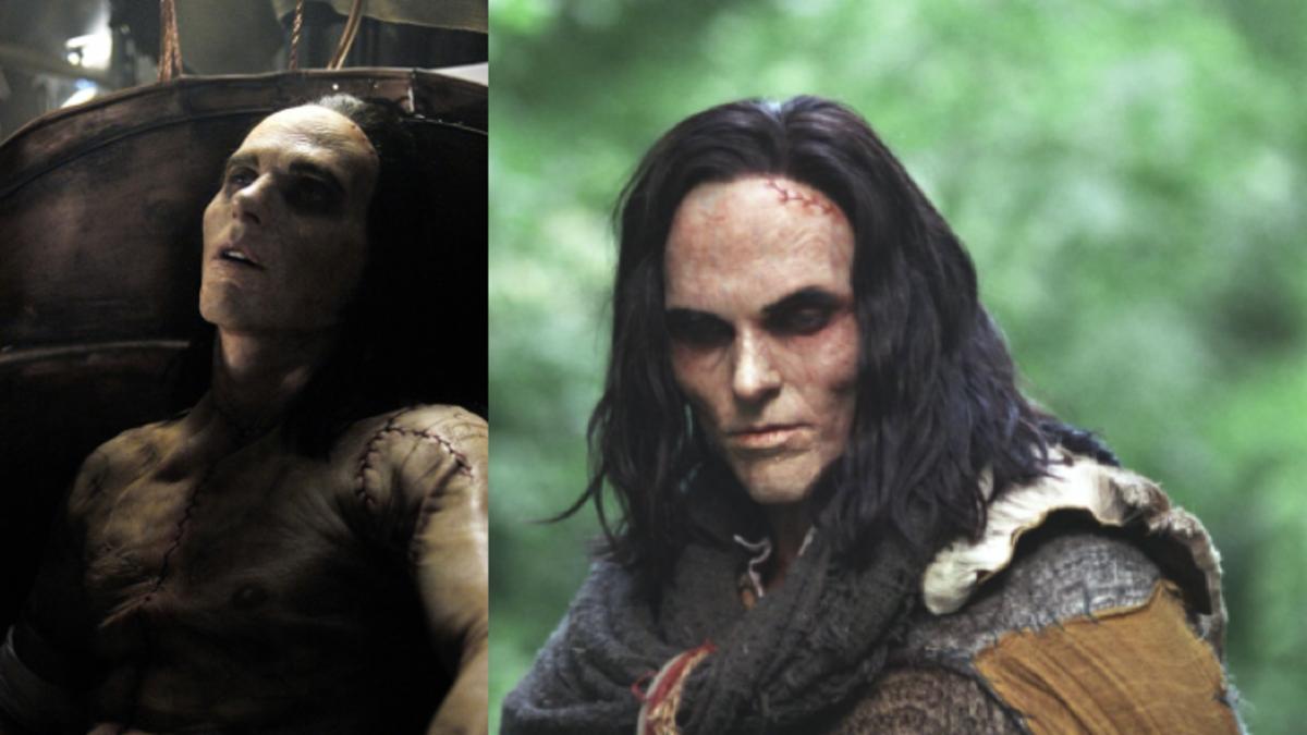 Luke Goss as Frankenstein's Monster