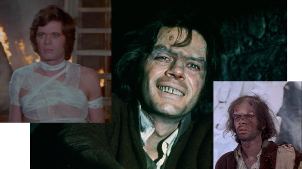 Michael Sarrazin as Frankenstein's Monster
