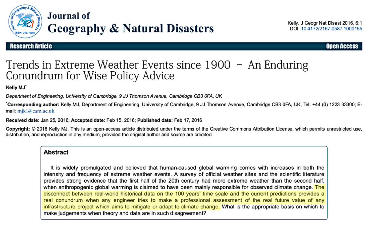 Image of MJ Kelly Article on extreme weather