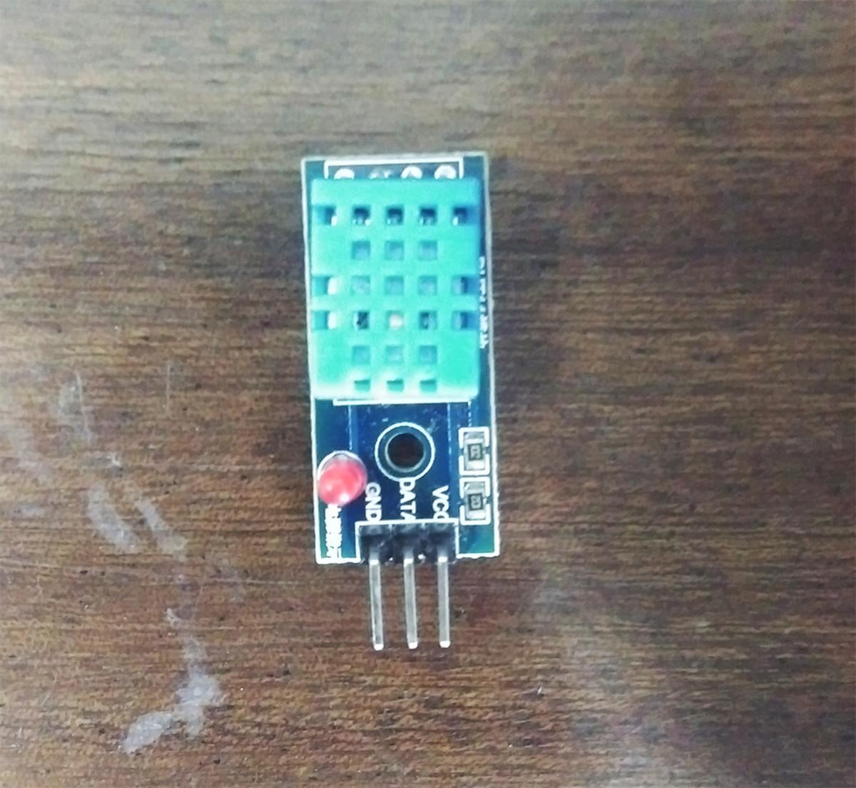 Publish DHT11 Sensor Data To Adafruit IO Platform using ESP8266