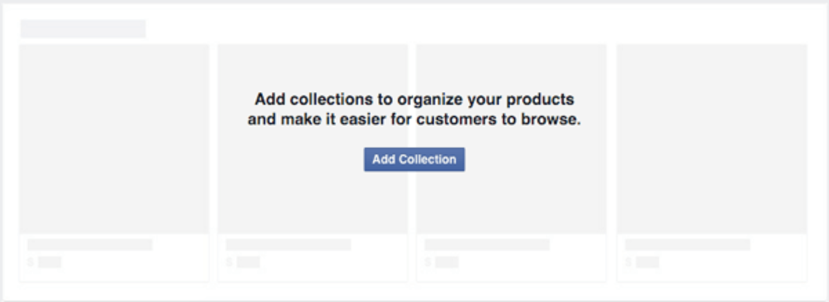 Create Product Collections
