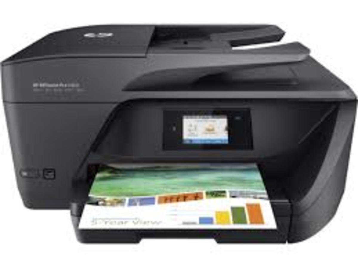 HP OfficeJet Pro 6960 Wireless Printer