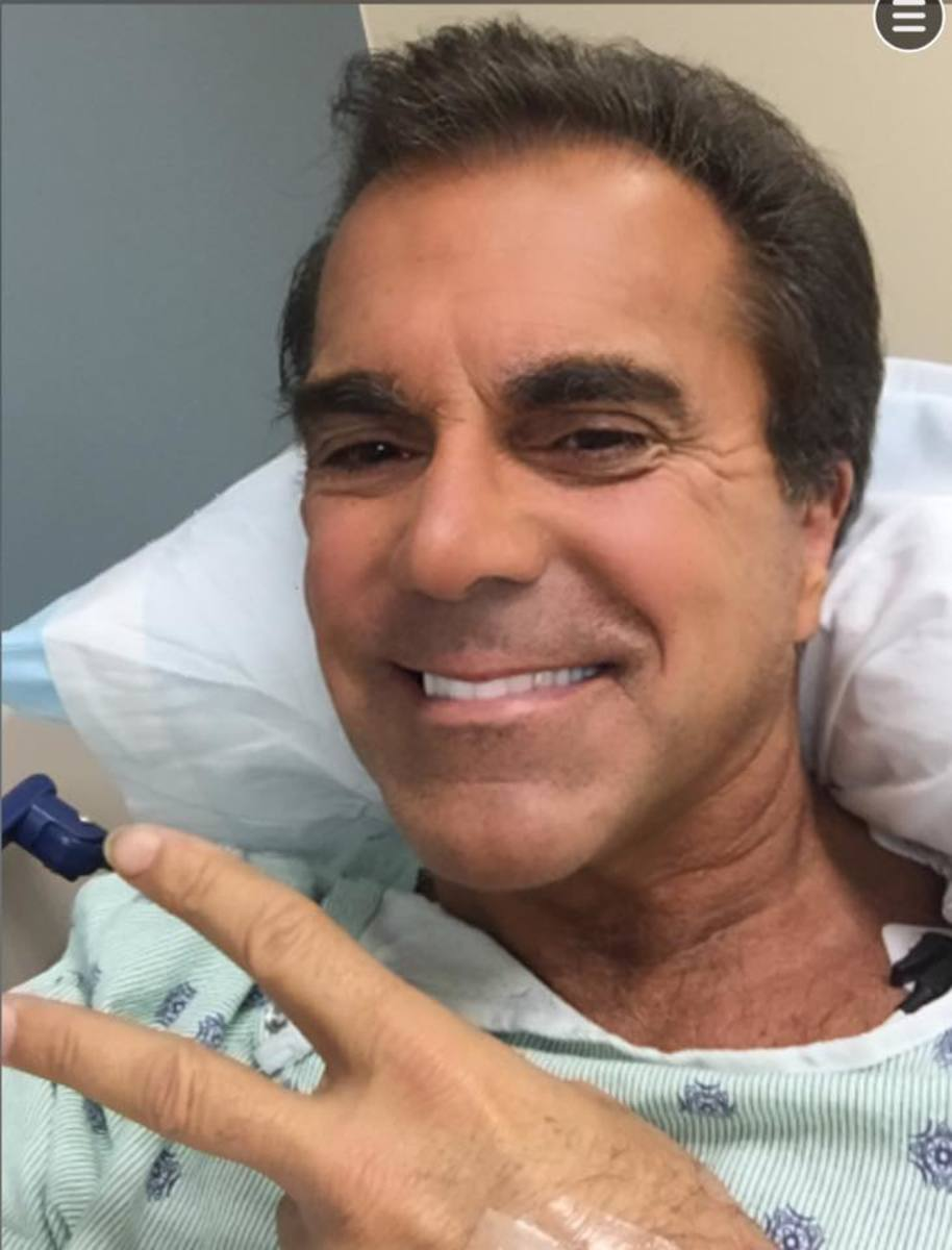 Carman Licciardello Asks for Prayers Because Cancer Has Returned