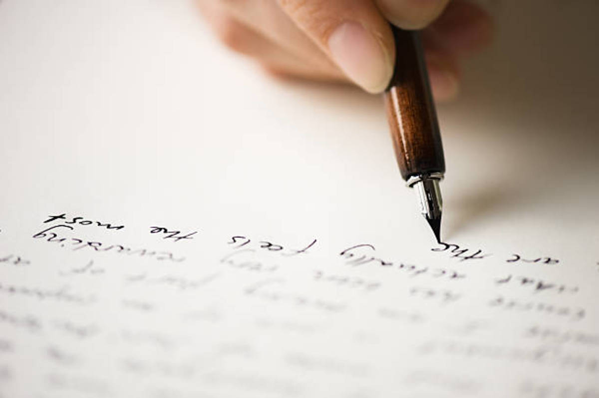 If there is something on your mind and you need to get it out on paper, chances are, free writing will help you.