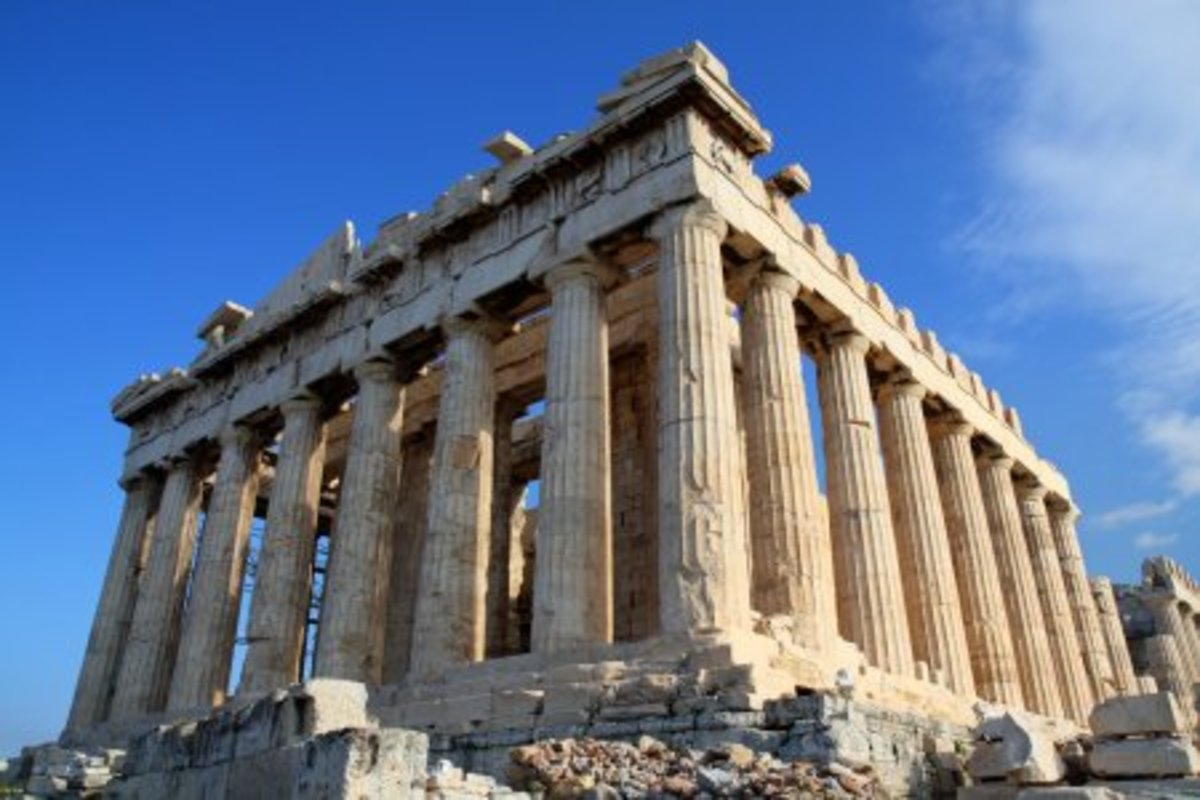 The Ancient Greeks had a very structured set of beliefs and values that they lived by.