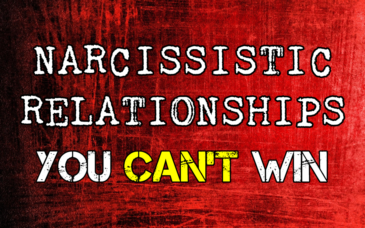 Dealing With Narcissists: You Can't Win