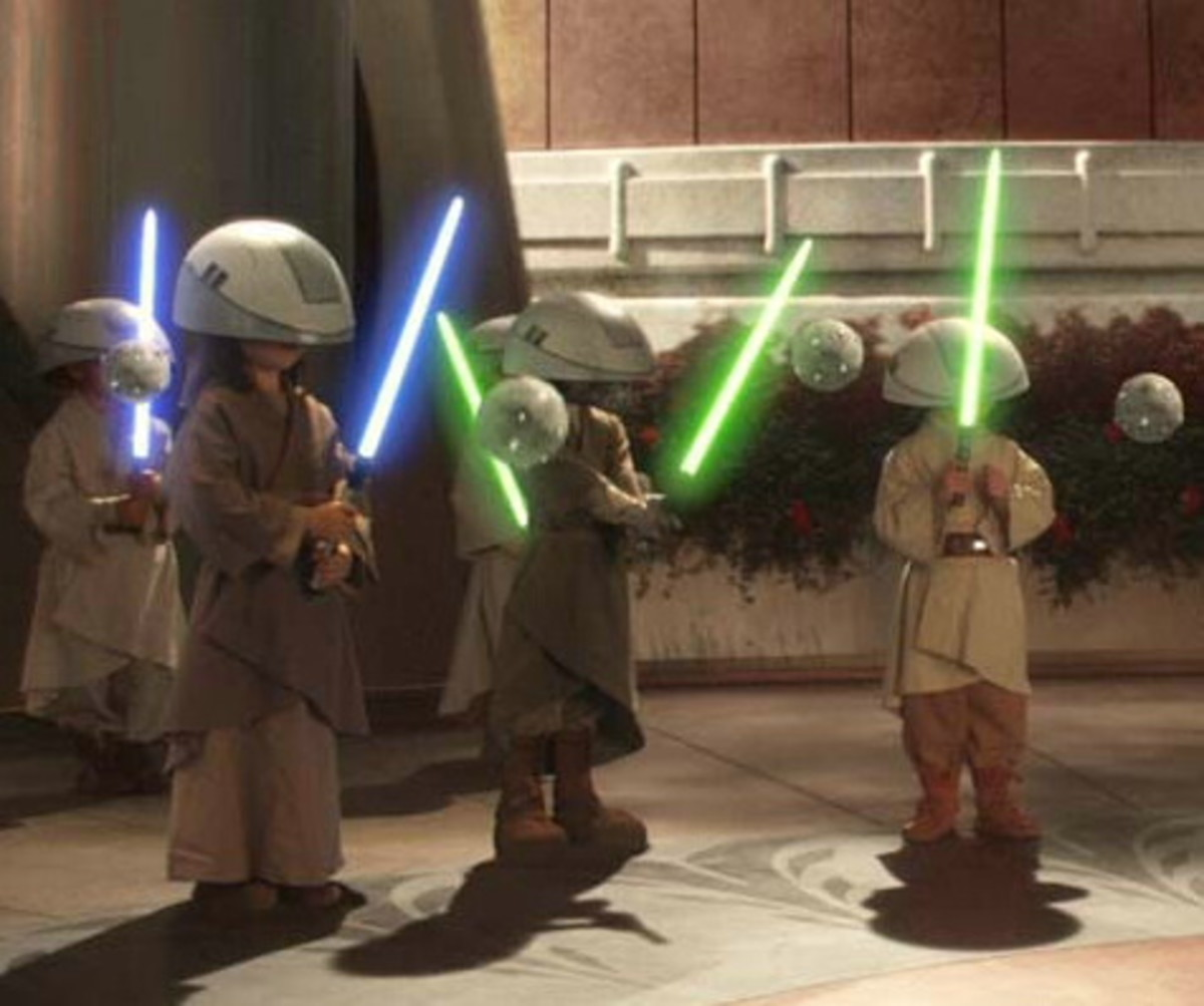 Younglings in Star Wars