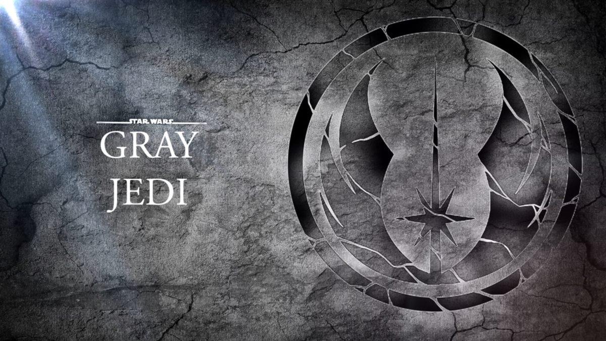 The Gray Jedi symbol