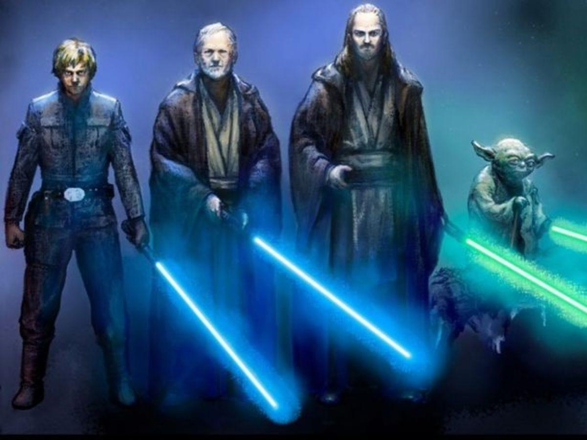Jedi in Star Wars