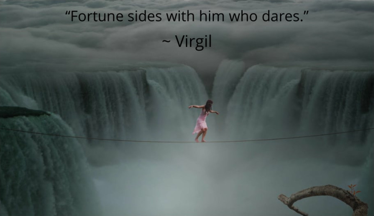 Virgil was an ancient Roman poet of the Augustan period. He wrote three of the most famous poems in Latin literature.  Born October 15, 70 BC, Died September 21, 19 BC