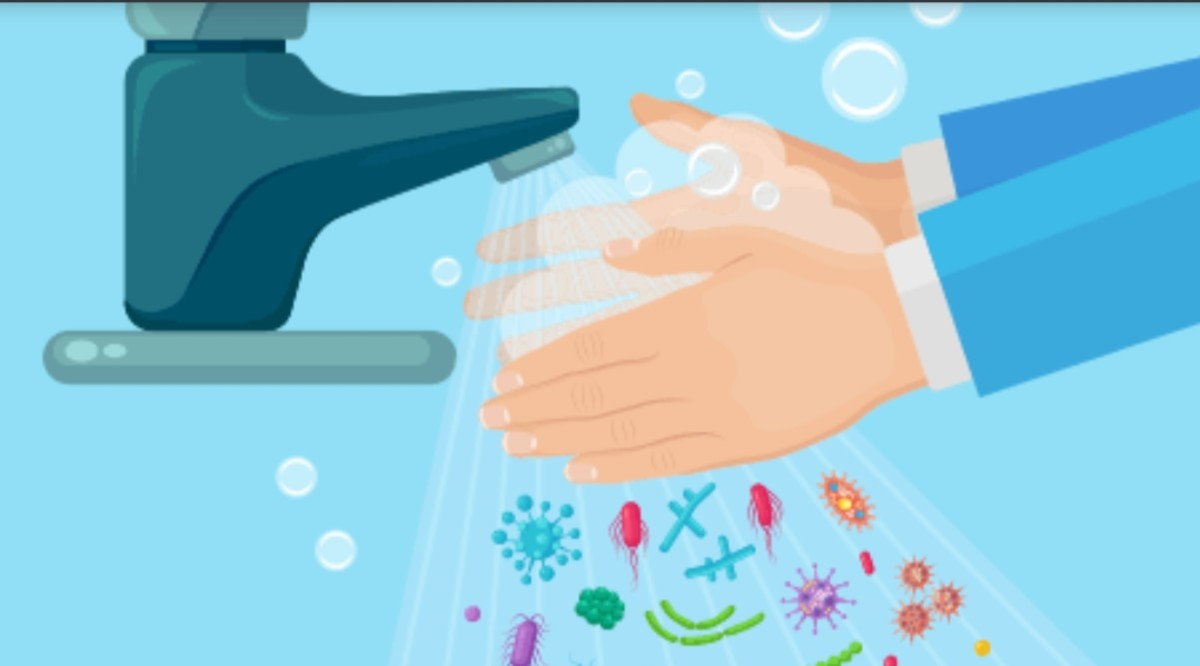 How To Prevent Viruses, Germs