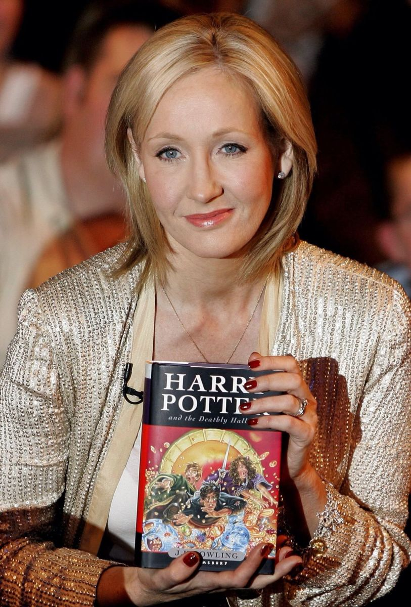 Joanne Kathleen Rowling & Harry Potter