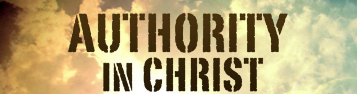 Jesus Christ Authority from Jehovah