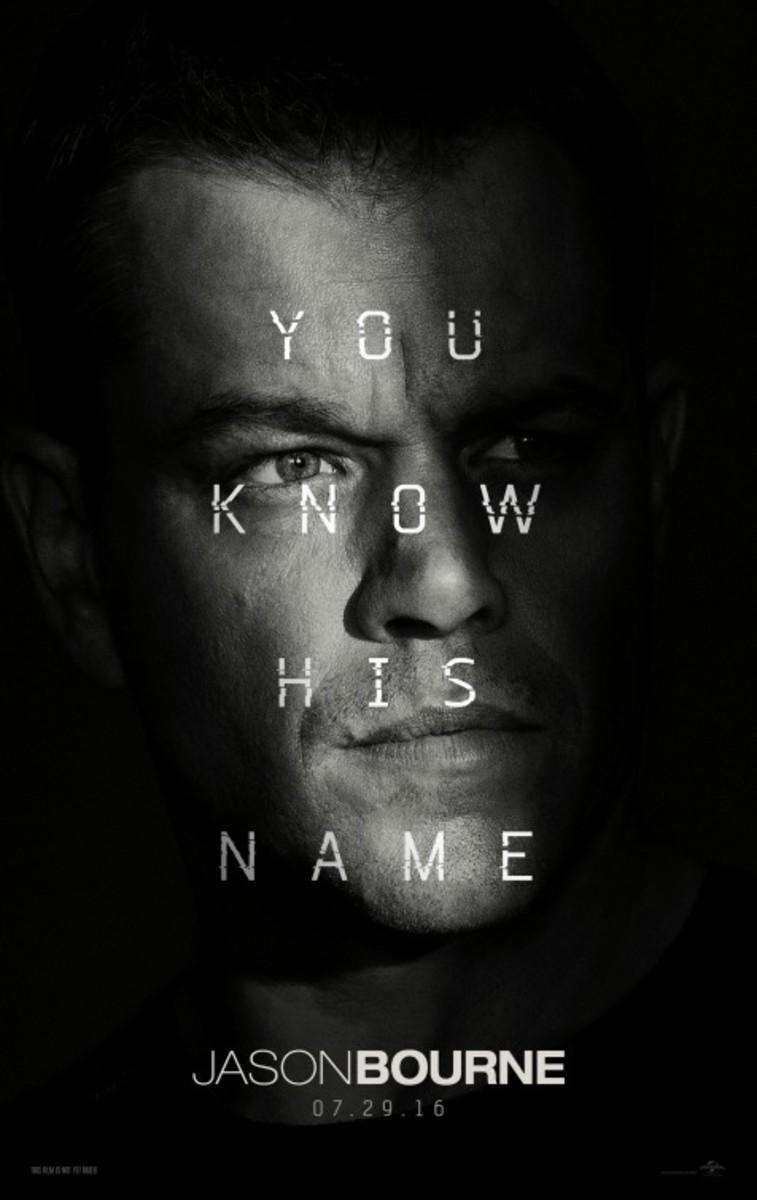 Jason Bourne (2016) Movie Review