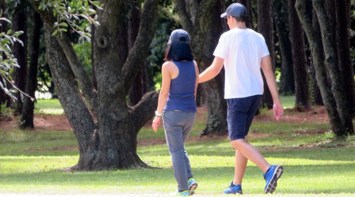 Walking / Jogging Trail in Ray Miller Park