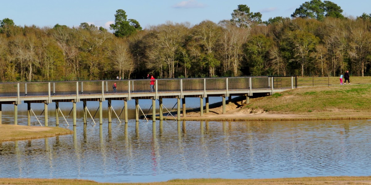 Cypress Park in Cypress, TX: Enchanting Attraction for All Ages