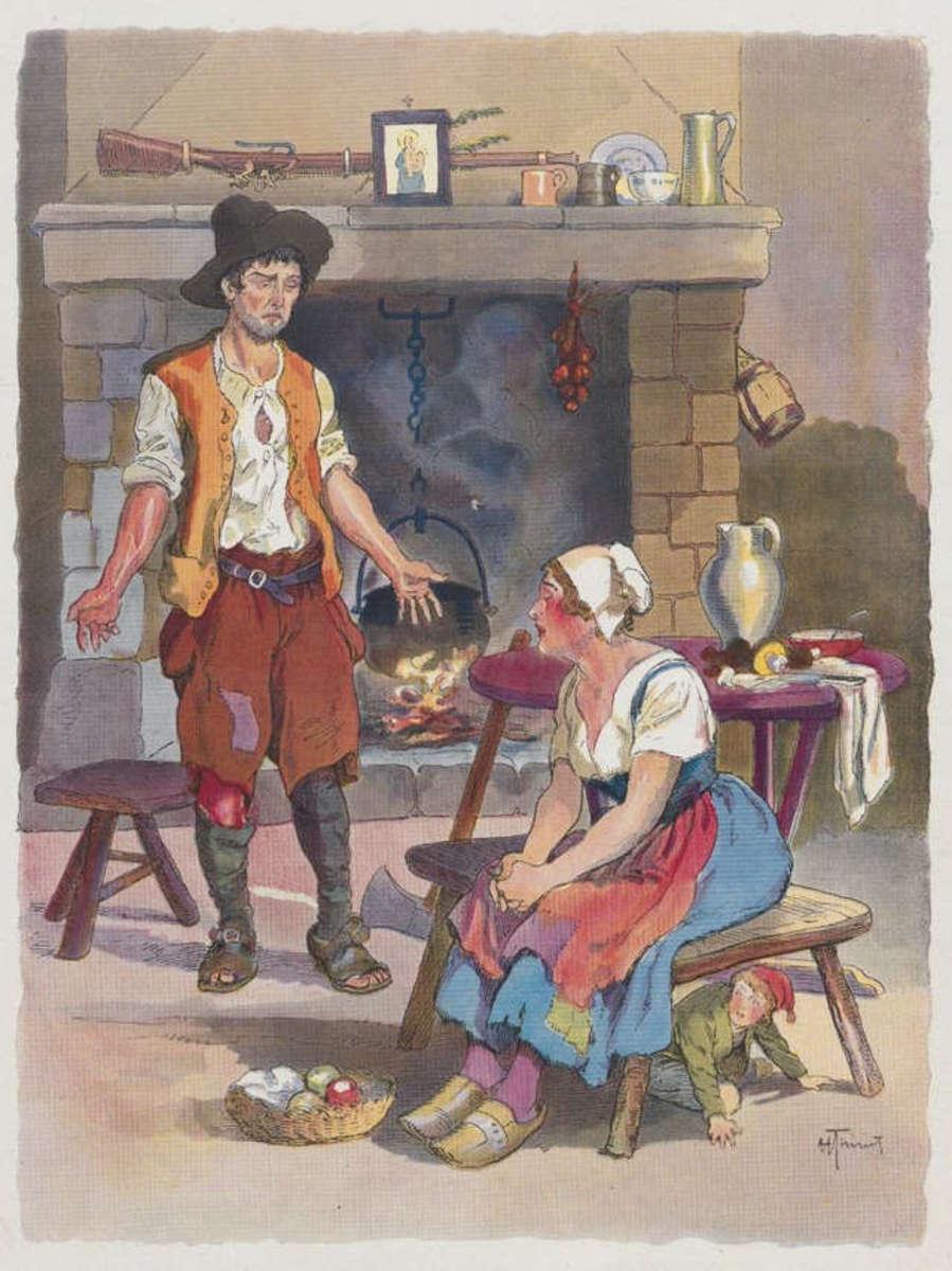 Illustration by Henri Thiriet