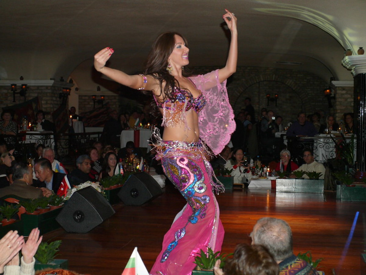 Introduction to Turkish Belly Dance