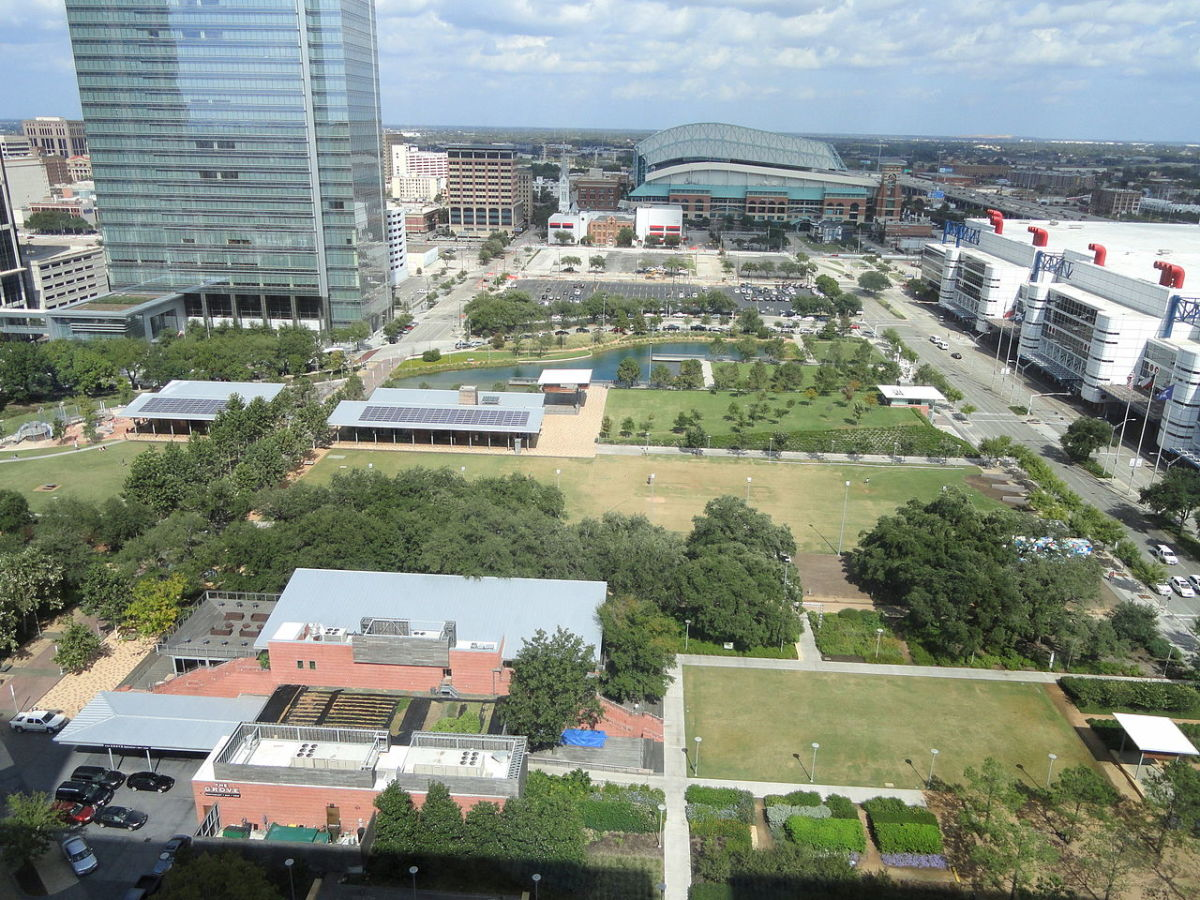 Discovery Green Park Overview