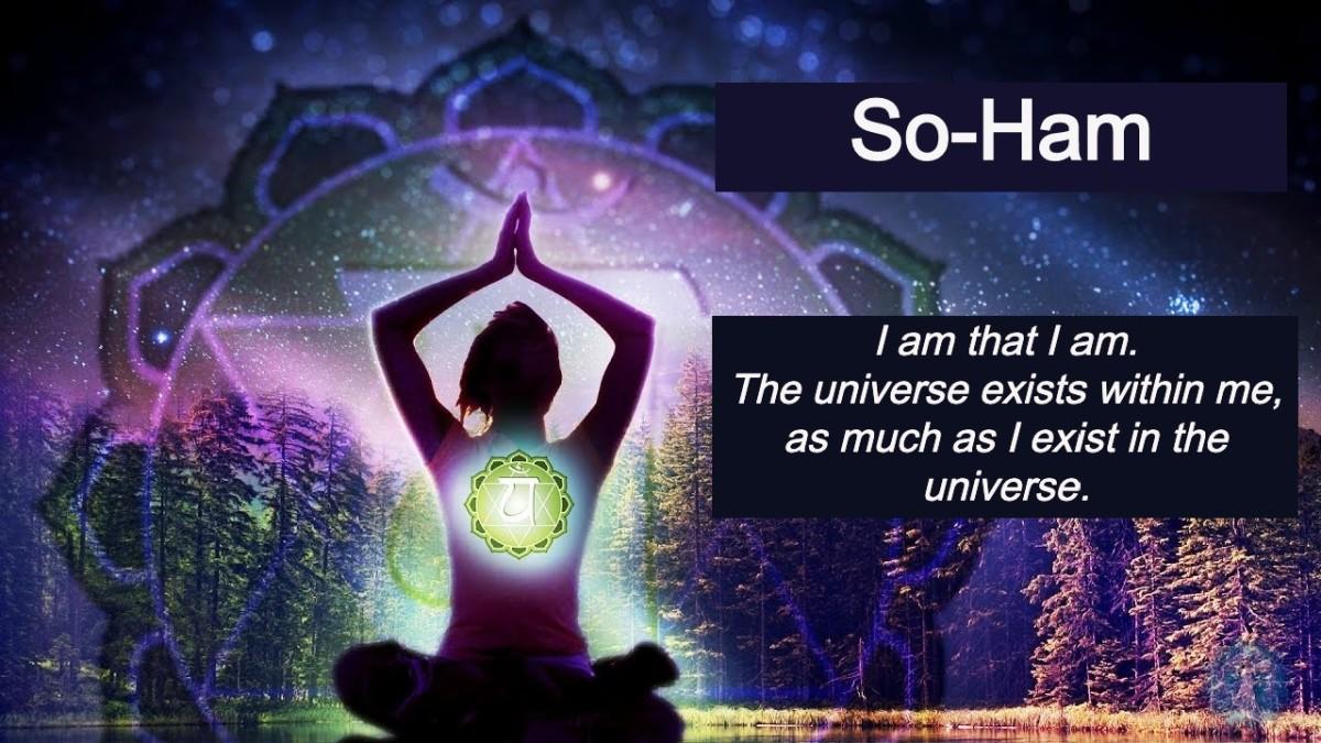 Ajapa japa meditation