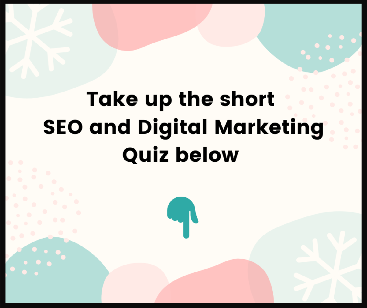 Attend the short quiz below