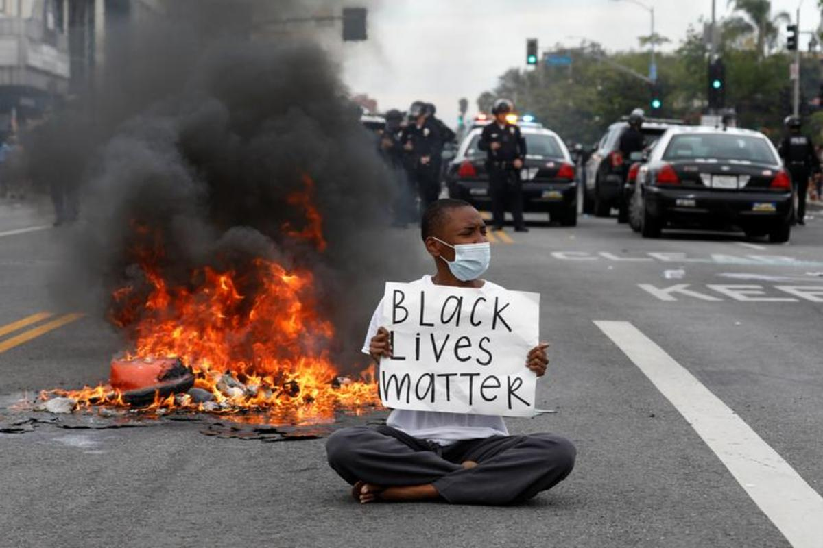 Violent Protests in Us Cities After the Death of African-American at Hands of Police: is the Bell Tolling for America?