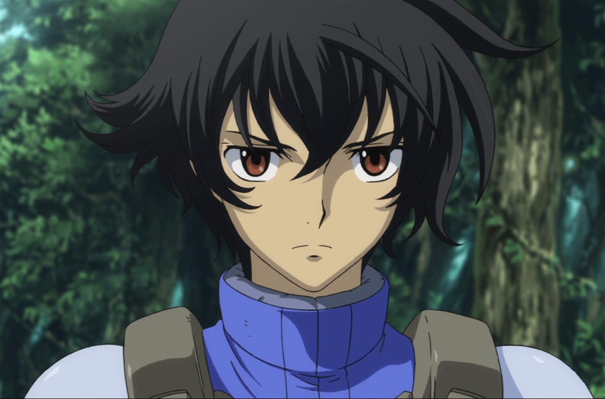 Setsuna F Seiei, and he is the Gundam.