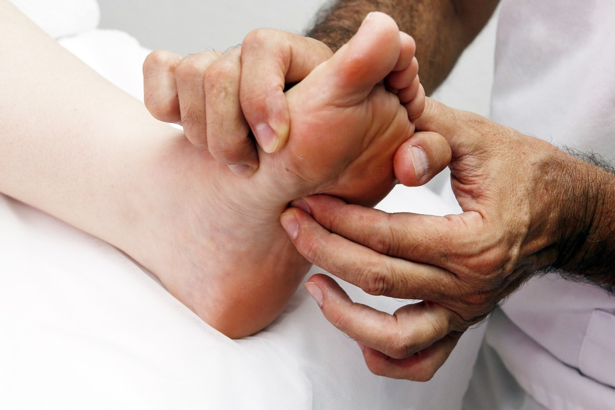 Fluid retention in the body may cause swelling in the feet or hands.
