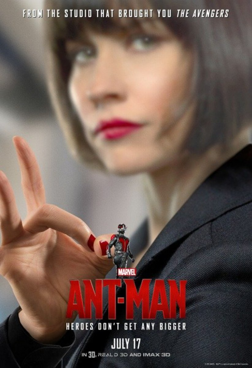 Ant Man 2015 Movie Review Hubpages